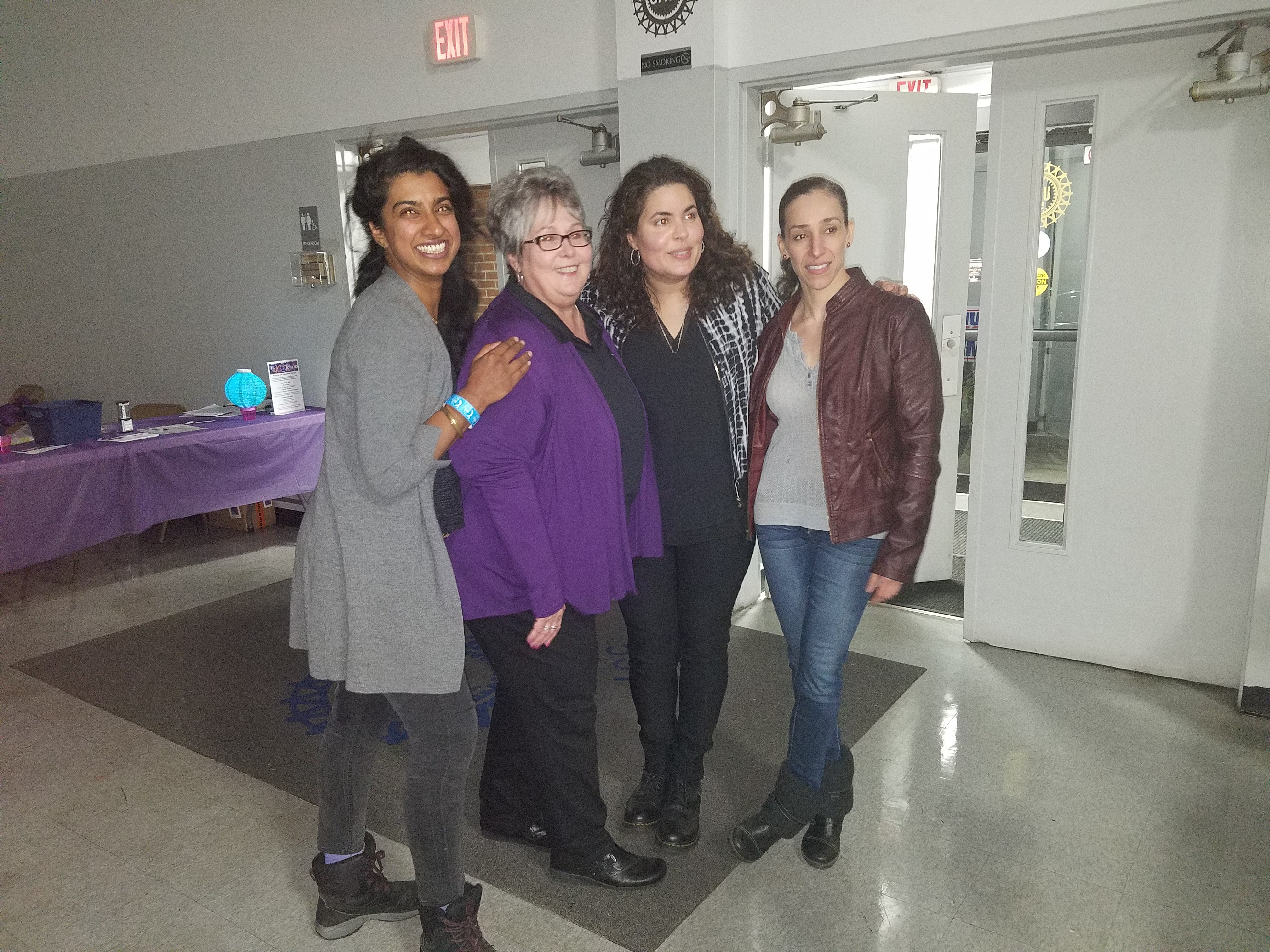 Las Locas Comedy at Relay for Life Charity Event May 2018