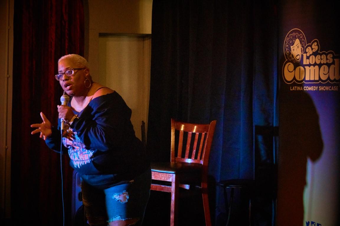 Las Locas Comedy ¡The 4/20 Show (he he)! April 2019