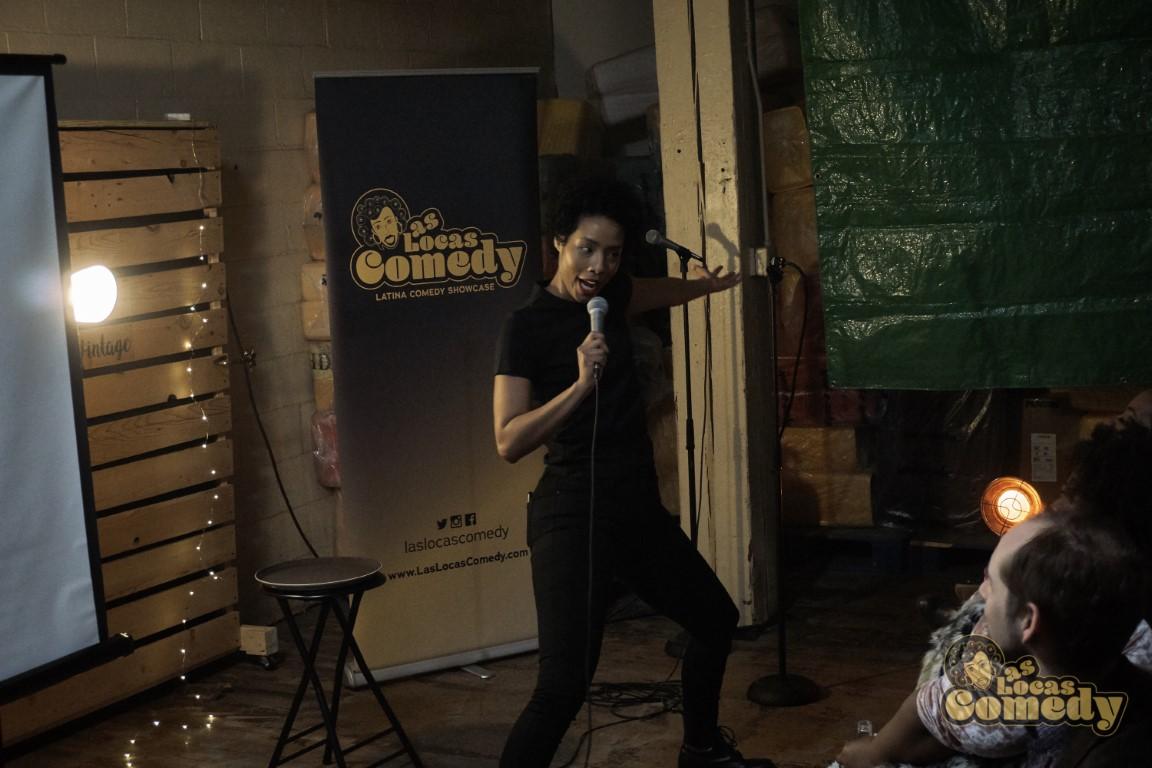 Las Locas Comedy - At Anchor Baby Vintage 4.21.18