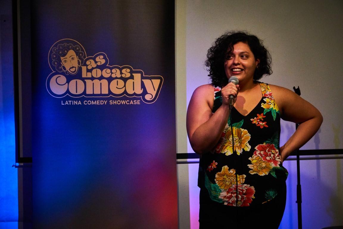 Las Locas Comedy: The Pilsen Show! September 2018