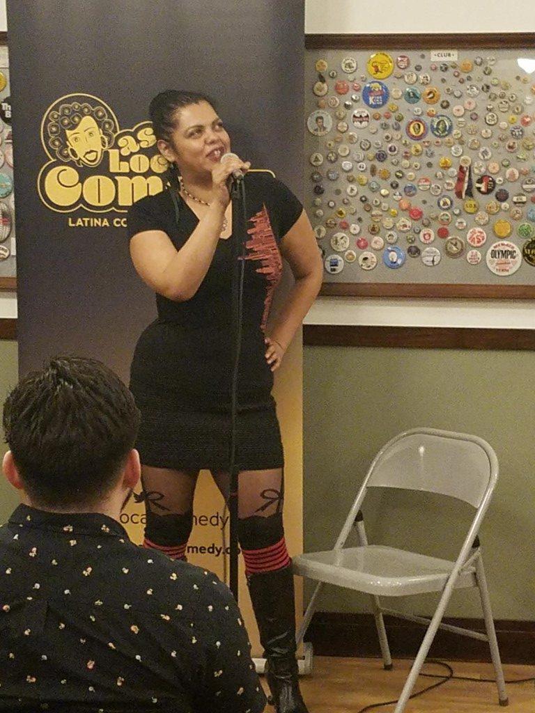 Las Locas Comedy Primero Anniversary Show