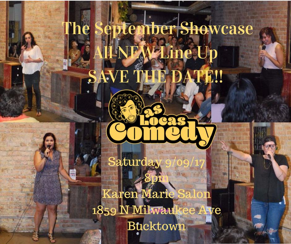 September Showcase 090917