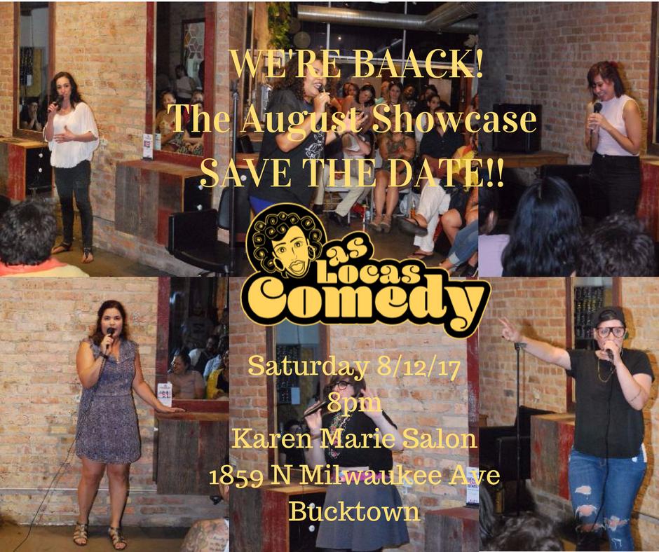 The August Showcase 81217