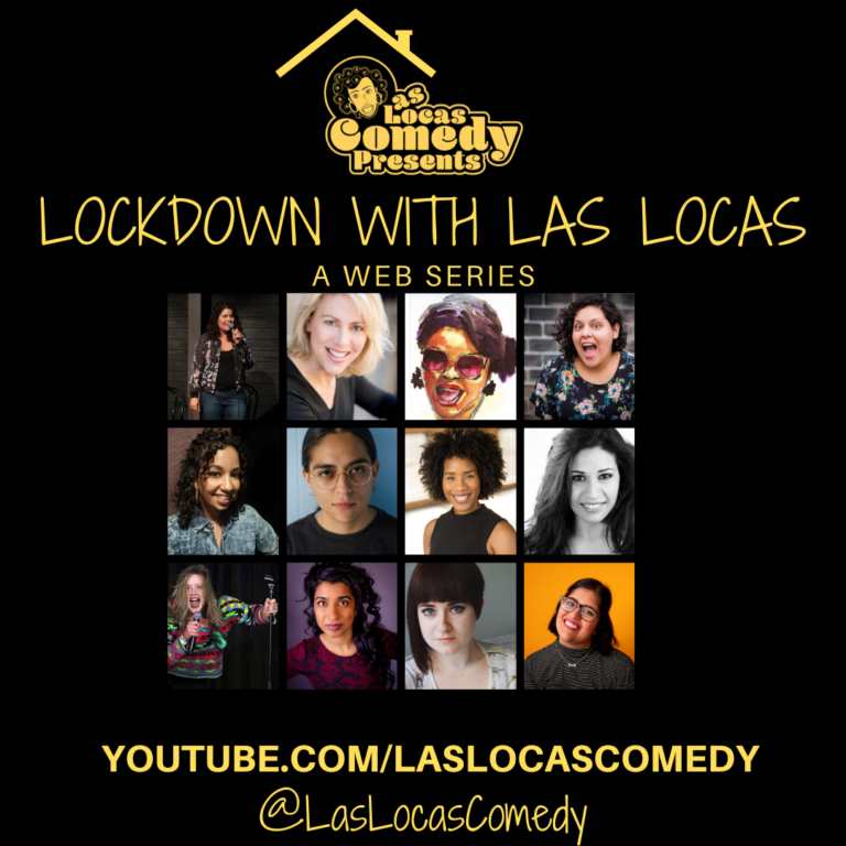Lockdown With Las Locas Group Image