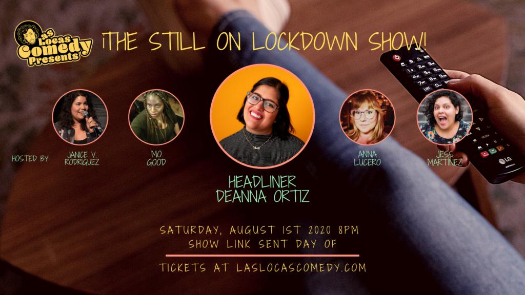 Las Locas August Show Case