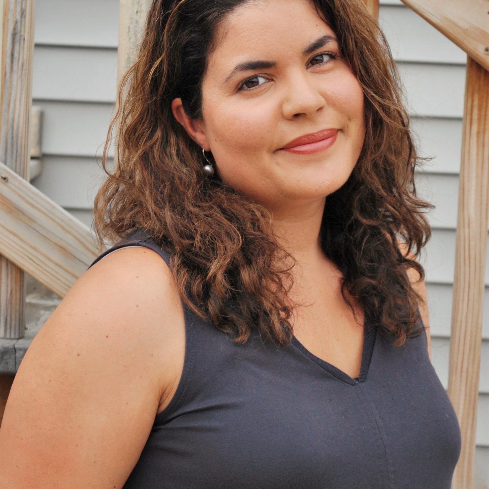 Janice V. Rodriguez - Las Locas Comedy Co-Producer